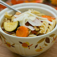 Slow Cooker Minestrone Soup Recipe