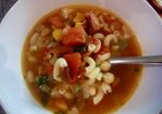 Quick and Easy Minestrone Soup Recipe