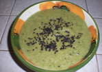 Creamy Baba Ganouj soup Recipe