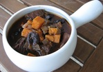 Lamb and Sweet Potato Stew Recipe