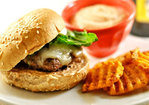 Jalapeno Burgers with Chipotle Mayo Recipe