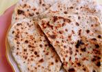Kutabi, Azerbaijani Savory Pancakes Filled with Greens and Herbs Recipe