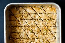 Almond Baklava Recipe