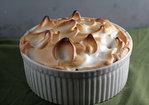 Raspberry Meringue Bread Pudding Recipe