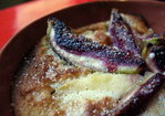 Spiced Fig and Quince Flaugnarde Recipe