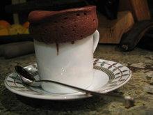 Baby Hot Chocolate w/ Chile Recipe