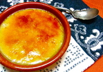 Lemon Scented Almond Milk Custard- Crema Catalana Recipe