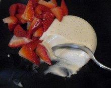 Vanilla Yogurt Panna Cotta Recipe