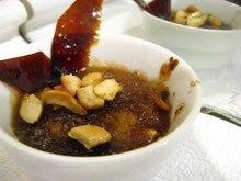 Toasted mung bean & rice pudding. Recipe
