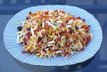 Jeweled Rice (Iranian / Persian Morausa Polo) Recipe