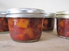 Mango Cranberry Chutney Recipe
