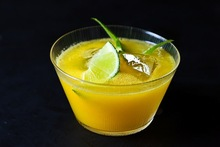 Mango-Mint Limeade Recipe