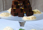Chocolate Pistachio Turkish Delight Recipe