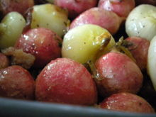 Radish Cippolini Roast Recipe