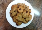 Peanut Butter, Chocolate Chip and Bacon Cookies Recipe