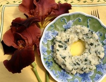 Turnip Greens Colcannon---Best Mashed Potatoes Recipe