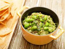 Guacamole with Edamame and Sesame Recipe