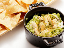 Guacamole with Old Bay and Crab Recipe