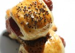 French in a Flash (Super Bowl): Hotdog Vol-au-Vent Recipe