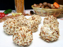 Pecan and Cheddar Cheese Balls Recipe
