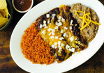 Cook the Book: Cheese Enchiladas with Chili Con Carne Recipe