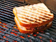 Grilled Patty Melts Recipe