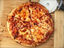 New England Greek Style Pizza Recipe