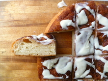 Bread Baking: Sweet Cinnamon Pizza? Recipe