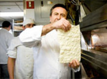 Making Matzo at Daniel in New York City Recipe