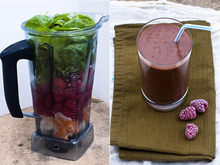 The Crisper Whisperer: A Seriously Delicious 'Green' Smoothie Recipe