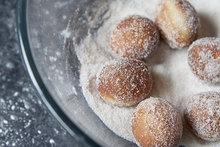Cook the Book: Spiced Buttermilk Doughnut Holes Recipe