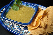 Seriously Meatless: Homemade Salsa Verde Recipe