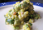Dinner Tonight: Asian-Inspired Corn, Avocado and Sesame Salsa Recipe