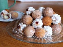 Gluten-Free Doughnut Bites Recipe