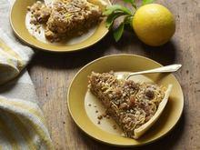 Angel Hair Pasta Pie Recipe