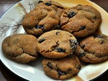 Grammy Howard's Molasses Cookies Recipe