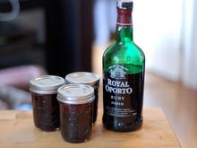 Blueberry Port Jam Recipe