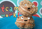 Cakespy: Homemade Do-Si-Dos Girl Scout Cookies Recipe