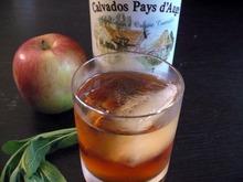 Apple Sage Old Fashioned Recipe