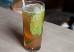 The Spotted Pig Pimm&#x27;s Cup Recipe