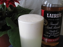 Time for a Drink: the Apple Blow Fizz Recipe