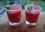 Cook the Book: Watermelon Margaritas Recipe