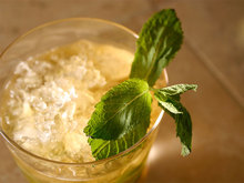 Time for a Drink: Mint Julep Recipe