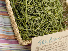 Gluten-Free Tuesday: Quick-Pickled Sea Beans Recipe