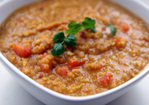 Dinner Tonight: Curried Red Lentils with Coconut Milk Recipe