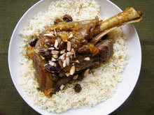 Sunday Supper: Curried Lamb Shanks Recipe