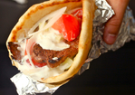 Greek-American Lamb Gyros Recipe