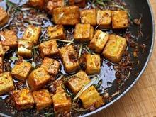 Black Pepper Tofu Recipe