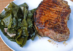 Dinner Tonight: Pork Chops with 'Magic Dust' Recipe