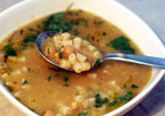 Dinner Tonight: Chickpea and Pasta Soup Recipe